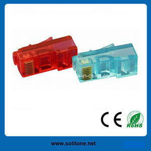 Cat5e UTP RJ45 Modular Plugs (ST-CAT5E-U8P-C) pictures & photos