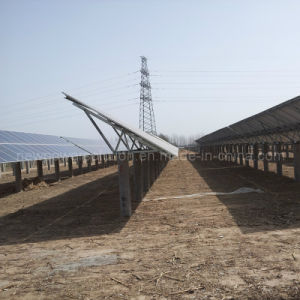 Farming and Light Complementation Solar Mounting System