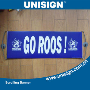 Unisign Fan Roller Cheering Banner (USCB-1) pictures & photos