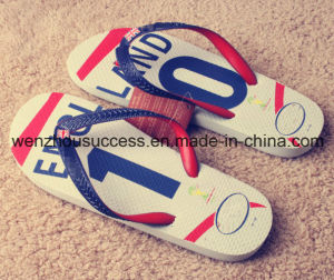 Rubber Flip Flops EVA Flip Flop pictures & photos