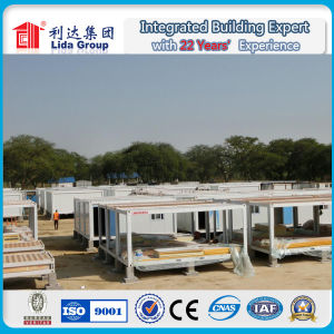 Portable African Container Camp House pictures & photos