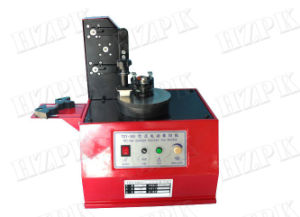 Electric Ink Pad Printing Machine (TDY-380) pictures & photos