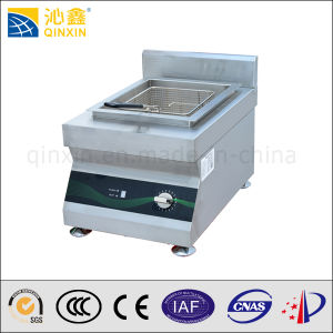 10L Tabletop Induction Deep Fryer Fry Chicken pictures & photos
