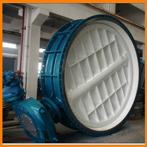 High Quality Cast Steel Butterfly Valve pictures & photos