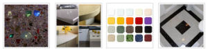 Colored Glass Beads for Countertop pictures & photos