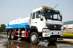Sinotruk Brand 20tons Water Tank Truck pictures & photos