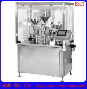 Plastic Pre-Filling Vacuum Syringe Filling Machine pictures & photos