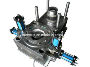 Custom Made Injection Molding Plastic Hospital Used Ice Bucket Body Mold pictures & photos