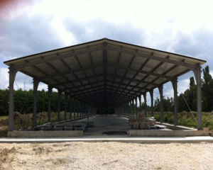 Prefabricated Light Steel Temporary Buildings for Camp Accommodation pictures & photos