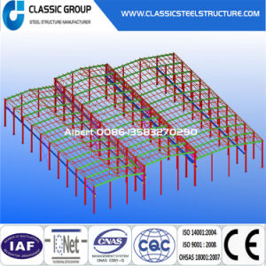Hot-Selling Easy Build Steel Structure Prefabricated Building Design pictures & photos