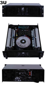 Aq Series, 3u Standard Cabinet, 2 Channels Professional Power Amplifier pictures & photos