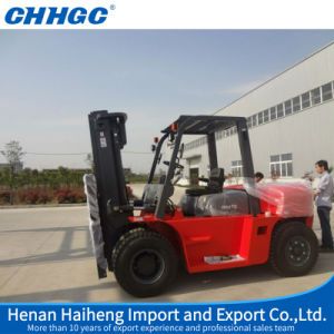 China Forklift Truck, 7 Ton Forklift Truck for Sale pictures & photos