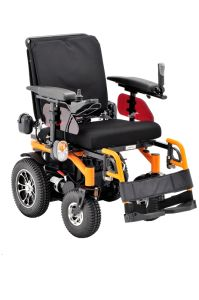 Power Wheelchair with 450W Taiwan Motor pictures & photos