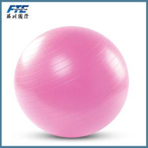Gymnastic Fitness Pilates PVC Yoga Ball pictures & photos