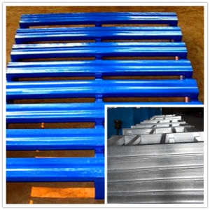 Ware House Storage Powder Coating Steel Pallet pictures & photos