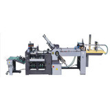 Paper Sheet Fold Machine