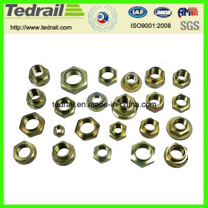 Flange Rail Nuts Lock Bolt pictures & photos