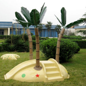 Outdoor Artifical Fiberglass Tree Decoration pictures & photos