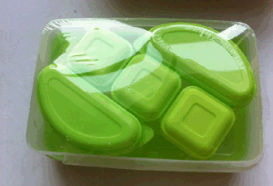 Plastic Lunch Box Container Set Plastic Box pictures & photos