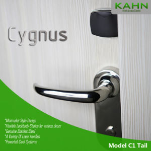 CE Standard Stainless Steel Intelligent RFID Card Hotel Lock