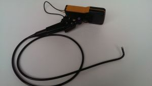 Portable Industry Borescopes with 3.5′′ LCD, 4-Way Tip Articulation, 3m Testing Cable pictures & photos