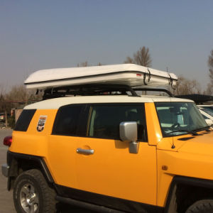 Hydraulic Offroad Fiberglass Camping Hard Shell Car Roof Top Tent for Sale pictures & photos