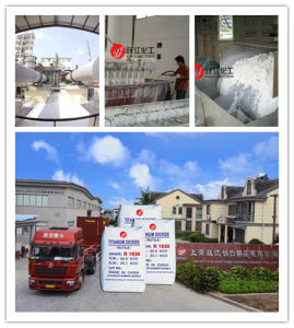 DuPont R902 Quality Rutile Titanium Dioxide for Interior&Exterior Paints pictures & photos