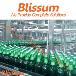 Automatic Glass Bottle Beer Filling Packing Machine pictures & photos
