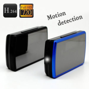 720p HD Alarm Table Clock Mini Camera in H. 264 pictures & photos