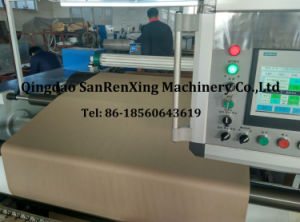 Automatic EVA Hot Melt Adhesive Sealing Window Film Extrusion Machine pictures & photos