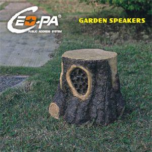PA System Stump Shape Garden Speaker (CE-AG6)