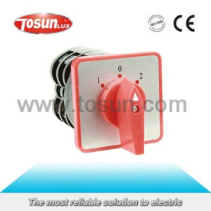 Hot Sales High Quality Lw5 Universal Changeover Switch pictures & photos