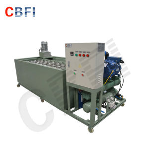 New Design Block Ice Machine Low Power Consumption for Africa pictures & photos