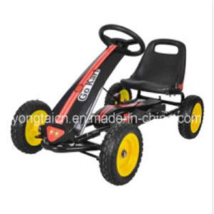Kids Pedal Go Kart with PU Foam Solid Wheels (CE certificate) pictures & photos