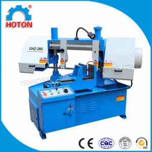Miter Cutting Horizontal Band Saw Machine (GHz-280 GHz-350) pictures & photos
