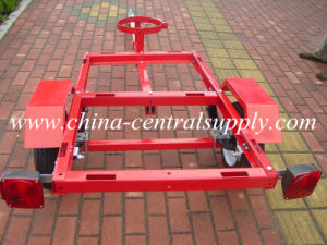 Light Duty 1.2X0.7m Utility Trailer From Manufacturer (CT0030F) pictures & photos