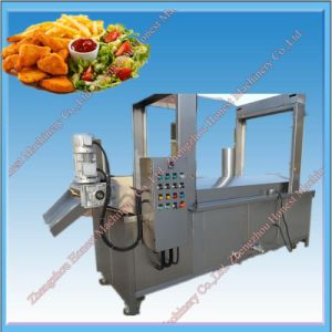 2017 Hot Selling Fryer Frying Machine for Chips Potato pictures & photos