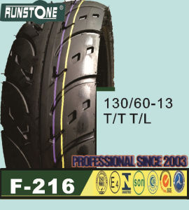 Motorcycle Tires/Tyre 130/60-13 pictures & photos