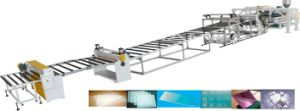 Professional High Output HIPS Plastic Sheet Extruder Machine pictures & photos