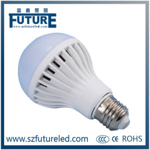 Wholesales Cheap LED Bulb Plastic LED B22 Bulb for India Using pictures & photos
