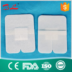 50PCS Cannula Fixation Dressing Plaster 6X8 Cm Soft Viscose Sterile pictures & photos