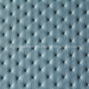 Hot-Selling Furniture PVC Leather (QDL-FV026) pictures & photos