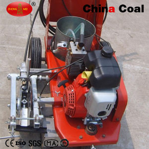 Hand-Push Fusing Road Line Marking Machine for Running Track pictures & photos