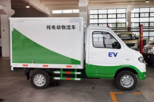 China EV, Electric Mini Truck for City Use, Economic Usage, No Pullution, Low Cost pictures & photos