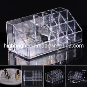 Cosmetic Organizer Makeup Acrylic Drawers Display Box pictures & photos