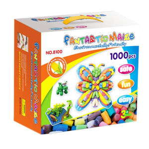 3D Puzzle DIY Toy Educational Manipulative Toys Magic Corn Starch Toy (10213000) pictures & photos