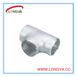 Stainless Steel Threaded Reducing Tees pictures & photos