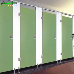 Jialifu High Pressure Laminate Toilet Partition Door pictures & photos