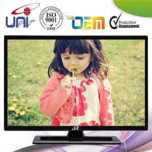 """23.6""""/21.5""""/18.5""""/15.6"""" DVB-TV LED Frameless Full HD LED TV pictures & photos"""