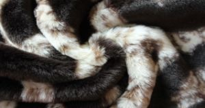 Jacquard High Pile Fur Fake Fur Eshp-619 pictures & photos